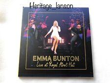 RARE SPICE GIRLS EMMA BUNTON ROYAL ALBERT HALL PROMO CD SANTA BABY 1000 LTD