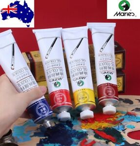 Marie's Artist Oil Paint Color Tubes 170ml Painting 40 colours available O-1170B