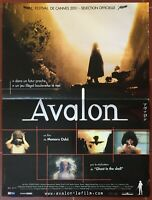 Poster Avalon Mamoru Oshii Malgorzata Foremniak 40x60cm