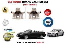 für Chrysler Sebring JS 2.0DT 2.0i 2.7 2007- > 2x vorne links rechts Bremssättel