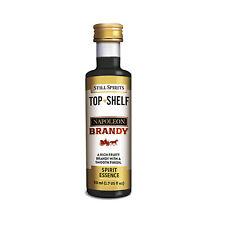 Still Spirits Top Shelf Napoleon Brandy 50ml Essence Home Brew