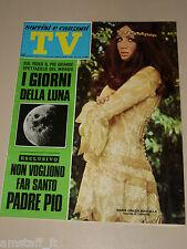 TV SORRISI CANZONI=1969/30=MARIA GRAZIA BUCCELLA=LITTLE TONY=ASSIA NORIS=DINO=
