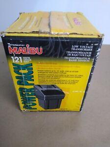 Intermatic Malibu Power Pack 121 Watt ML121T Low Voltage Transformer W/ Timer U