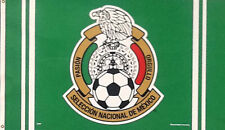 Mexican National Soccer Deluxe Grommet Flag Licensed 3' x 5'
