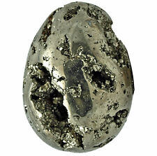 Iron Pyrite Egg Cluster - Fool's Gold Sample - 477 grams - PYR100EGG