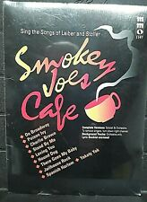 """Smokey Joes Cafe"" - Sing the Songs with Orchestral Cd!, Lyric Booklet Enclosed"
