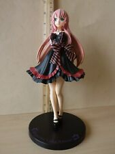 Japan Anime Figure Vocaloid in black and red dress - #J899 unnamed