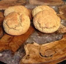 Almost NoCarb KETO bread crusty buns (Inc 4 seeded)mix2make 8buns ketogenic diet