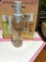 OUAI Rose Hair & Body Oil 1.5oz/45mL BIGGEST Travel Size - NEW, FREE SHIP!