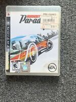 PS3 Burnout Paradise Video Game PlayStation 3