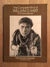 William Hart - The Complete Films - 1980 (en anglais) - TBE