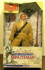 Hasbro Toys GI Joe 12 Inch American Revolutionary War Minuteman Figure New 1997