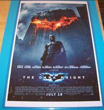 Batman The Dark Knight 11X17 Movie Poster Christian Bale