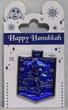 Disney Happy Hanukkah Joy And Light Dreidel With Mickey In Side Pin NEW CUTE