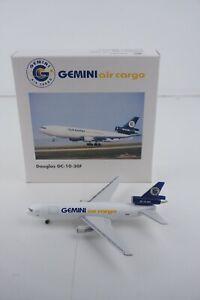 Herpa Wings #500098 Douglas DC-10-30F 1:500 Gemini air cargo Die-Cast Model