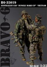 "Bravo6 1:35 Australian SAS ""Jungle make up"" Vietnam 1968 B6-35019*"