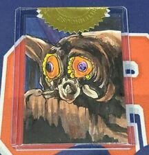 Irwin Allen's Lost in Space Archives Rich Molinelli Sketch Card 1/1
