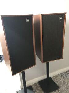 Vintage Original Wharfdale Linton 2 HiFi Speakers