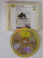 Mozart Piano Concertos 23,24 Wilhelm Kempff DG 423 885-2 West Germany PDO CD