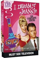 I DREAM OF JEANNIE 1-5 (1965-1970) COMPLETE CLASSIC TV Seasons Series NEW DVD R1