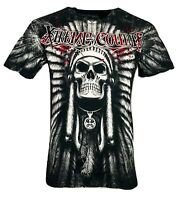 XTREME COUTURE by AFFLICTION Men T-Shirt PALA tatto Skull Biker MMA UFC S-4X $40