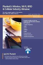 Plunkett's Wireless, Wi-Fi, RFID and Cellular Industry Almanac 2011 :...