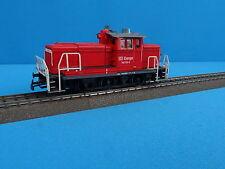 Marklin 34641 DB Diesel Locomotive Br 365 NEW RED  DELTA