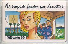 Télécarte Privée Publique EN976 GINI ref TPN663
