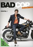 BAD COP-STAFFEL 1 - David Rott, Daniel Rodic 2 DVD NEU