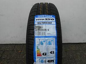 1 Sommerreifen  Toyo 350  165/70R14 85T  Neu!