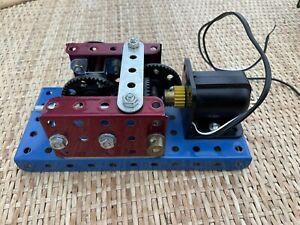 Meccano 3/6Volt Electric Motor