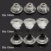 3Pcs D14MM Tips Ear Gels Earbuds Eartips Eargels For Plantronics Voyager LEGEND