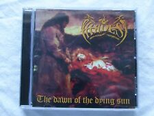 "HADES-"" THE DAWN OF THE DYING SUN"" CD 2014"