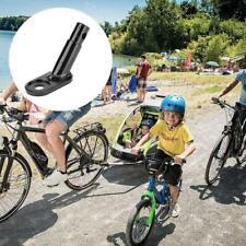 1pc remorque de vélo tête de tracteur remorques en métal couplant des