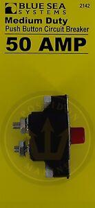 Circuit Breaker 50Amp for Volvo Penta and MerCruiser RO: 88-11178A01 3854164