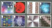 Great Britain-Inventive Britain -Science -2015 mnh set in pairs-