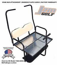 Buff Rear Flip seat kit for Club Car Golf Cart DS Model (1982-2000)