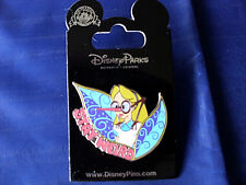 Disney * ALICE - STAY WEIRD * New on Card Wonderland Character Trading Pin