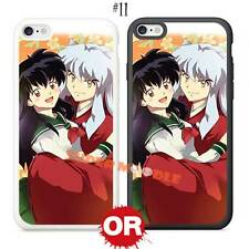 InuYasha Manga Anime For iPod touch iToucn Hard Back Cover & Apple iPhone Case