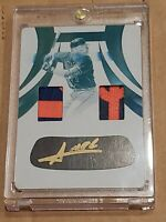 2018 Immaculate One of One Amed Rosario Rookie Auto Patch Proof 1/1 Autograph RC