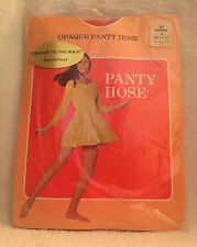 "OPAQUE-TO-THE-WAIST Pantyhose > Sz B >5' 3"" to 5' 7"" > Color is Raspberry >NOS"