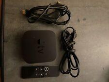 New listing Apple Tv (4th Generation) 32Gb Hd Media Streamer - Black (Mr912Ll/A)