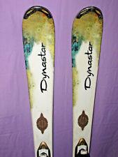 Dynastar Legend IDYLL women's skis 152cm w/ LOOK Fluid adjustable ski bindings ~