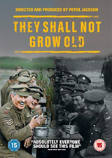 They Shall Not Grow Old DVD NEU