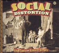 Social Distorsione - Hard Times E Vivaio Rhyme Nuovo CD Digi Confezione