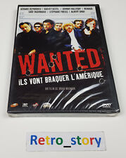 DVD Wanted - Johnny HALLYDAY - RENAUD - Gérard DEPARDIEU - NEUF