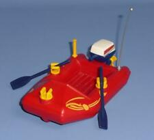 Playmobil Rescue Dingy Boat & Accessories Small Boat Explorer Water Sets
