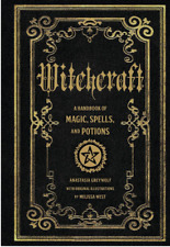 Witchcraft: A Handbook of Magic Spells and Potions ✅P.D.F✅ + 2 BOOKS GIFT 🔥✅