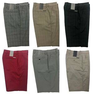 Ashworth Golf Shorts Clearance - ALL SIZES - RRP£60 - 1/2 Price
