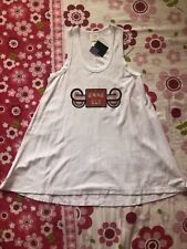 Anna Sui A line Tank Top size S- NWT